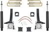 """2007-2021 Toyota Tundra 2wd 6.0"""" Lift Kit W/ MaxTrac Shocks - MaxTrac K886764"""
