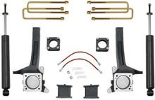 """2007-2022 Toyota Tundra 2wd 6.0"""" Lift Kit W/ MaxTrac Shocks - MaxTrac K886764"""