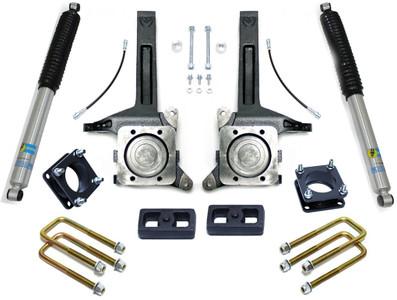 """2007-2020 Toyota Tundra 2wd 6.0"""" Lift Kit W/Bilstein Shocks - MaxTrac K886764B"""