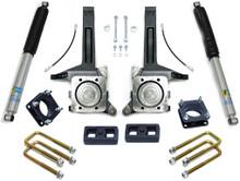 """2007-2021 Toyota Tundra 2wd 6.0"""" Lift Kit W/Bilstein Shocks - MaxTrac K886764B"""