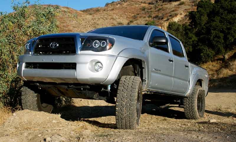 "3/"" Front 2/"" Rear Lift Kit w Diff Carrier Drop Spacers for 2005-2020 Tacoma 4wd"