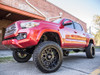 """2018 Toyota Tacoma Lifted 6.5"""" W/ MaxTrac K886864 Running 20x10 XD Grenade W/ 275/60R20 BFG AT KO2  Front View"""