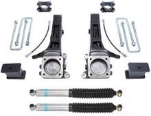 "2005-2019 Toyota Tacoma (6 Lug) 2wd 6.5"" Lift Kit W/ Bilstein Shocks - MaxTrac K886864B"