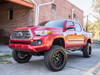 """2016 Toyoa Tacoma Lifted 6.5"""" W/ MaxTrac K886864 Running 20x10 XD Grenade W/ 275/60R20 BFG AT KO2 Front Side"""