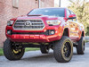 """2016 Toyoa Tacoma Lifted 6.5"""" W/ MaxTrac K886864 Running 20x10 XD Grenade W/ 275/60R20 BFG AT KO2 Front End"""
