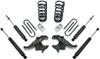 "1982-2004 GMC Jimmy V6 2wd 3/4"" Lowering Kit - MaxTrac KS330134"