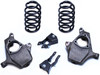 "2000-2006 Chevy Tahoe 2wd/4wd 2/3"" Lowering Kit - MaxTrac KS331023"