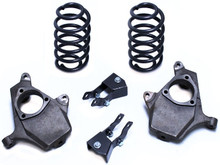 "2000-2006 Chevy Suburban 2wd/4wd 2/3"" Lowering Kit - MaxTrac KS331023"