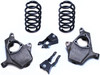 """2000-2006 Chevy Avalanche 2wd/4wd 2/3"""" Lowering Kit - MaxTrac KS331023"""