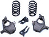 "2000-2006 GMC Denali 2wd/4wd 2/3"" Lowering Kit Lowering Kit - MaxTrac KS331023"