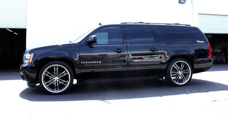 2007 2014 Chevy Suburban 2wd 4wd 2 3 Quot Lowering Kit