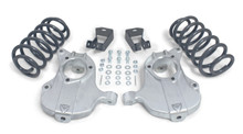 "2015-2020 GMC Yukon 2wd (Without Autoride) 2/3"" Lowering Kit - MaxTrac KS331623"