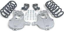 "2015-2020 Cadillac Escalade 2wd 2/3"" Lowering Kit - MaxTrac KS331523"