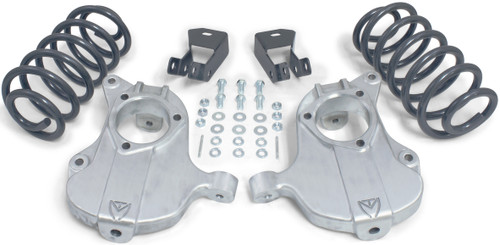 "2015-2020 Cadillac Escalade 2wd (Without Autoride) 2/3"" Lowering Kit - MaxTrac KS331623"