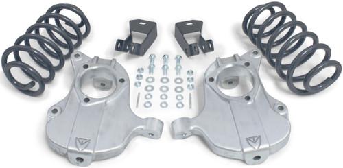 "2015-2020 Cadillac Escalade ESV 2wd 2/3"" Lowering Kit - MaxTrac KS331523XL"
