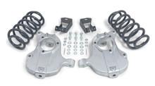 """2015-2018 GMC Yukon Denali XL 2wd 2/3"""" Lowering Kit - MaxTrac KS331523XL"""