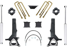 """2004-2022 Nissan Titan 2wd 4"""" Lift Kit W/ Bilstein Shocks - MaxTrac KS885342B"""