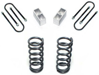 "1982-2004 GMC Jimmy 2wd 2/3"" Lowering Kit W/ No Shocks - MaxTrac K330123-NS"
