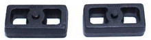 "1988-1998 GMC Yukon 2wd 1"" Cast Lift Blocks - MaxTrac 810010"