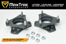 "2005-2019 Toyota Tacoma 2wd (5 Lug) 2.5"" Lift Strut Spacers - MaxTrac 836225"