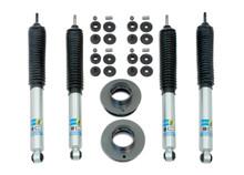 """MaxTrac Part # K832820B 2013-2022 Dodge RAM 3500 4wd 2"""" Lift Kit W/ 4 Bilstein Shocks"""