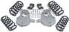 """2015-2020 GMC Yukon Denali XL 2wd 3/4"""" Lowering Kit - MaxTrac KS331534XL"""