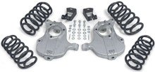 "2015-2019 Cadillac Escalade ESV 2wd 2/4"" Lowering Kit - MaxTrac KS331534XL"