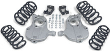 "2015-2020 Chevy Suburban 2wd 3/4"" Lowering Kit - MaxTrac KS331534XL"