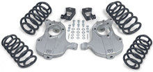 "2015-2019 GMC Yukon XL 2wd 3/4"" Lowering Kit - MaxTrac KS331534XL"