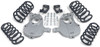"2015-2020 GMC Yukon XL 2wd 3/4"" Lowering Kit - MaxTrac KS331534XL"