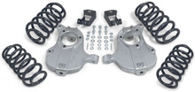 "2015-2019 Cadillac Escalade 2wd 3/4"" Lowering Kit - MaxTrac KS331534"