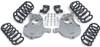"""2015-2020 GMC Yukon 2wd 3/4"""" Lowering Kit - MaxTrac KS331534"""