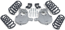 "2015-2020 GMC Yukon 2wd 3/4"" Lowering Kit - MaxTrac KS331534"