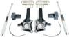 """2015-2021 Ford F150 2wd MaxPro 4.5"""" Front 3"""" Rear Lift Kit W/ MaxTrac Shocks - MaxTrac K883243"""