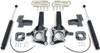 """2009-2014 Ford F150 2wd (W/O Factory Lift Blocks)  6.5"""" Front 4"""" Rear Lift Kit W/ MaxTrac Shocks - MaxTrac K883164"""