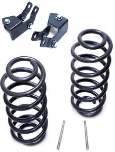 "2015-2020 GMC Yukon W/ Autoride 3"" Rear Lowering Kit - MaxTrac 201630"