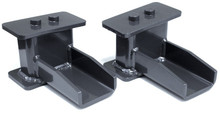 "2009-2020 Ford F150 4WD Rear 4"" Lift Blocks - MaxTrac 813140"