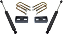 "2004-2018 Nissan Titan 2WD 2"" Rear Lift Kit W/ Shocks - MaxTrac 905320"