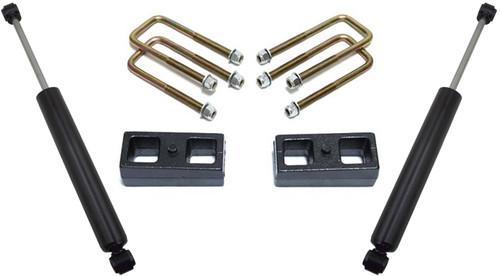 """2004-2020 Nissan Titan 2WD 2"""" Rear Lift Kit W/ Shocks - MaxTrac 905320"""
