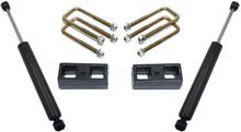 """2004-2022 Nissan Titan 2WD 2"""" Rear Lift Kit W/ Shocks - MaxTrac 905320"""
