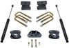 """2004-2020 Nissan Titan 2WD 4"""" Rear Lift Kit W/ Shocks - MaxTrac 905340"""