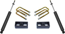 "2007-2021 Toyota Tundra 2WD 2"" Rear Lift Kit W/ Shocks - MaxTrac 906720"