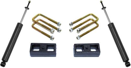 """2007-2021 Toyota Tundra 2WD 2"""" Rear Lift Kit W/ Shocks - MaxTrac 906720"""