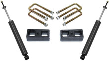 "2005-2018 Toyota Tacoma 2WD (6 Lug) 2"" Rear Lift Kit W/ Shocks - MaxTrac 906820"