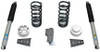 """2009-2017 Dodge RAM 1500 2WD 4.5"""" Rear Lift Kit W/ Bilstein Shocks - MaxTrac 902445B"""
