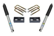"""2004-2022 Nissan Titan 2WD 2"""" Rear Lift Kit W/ Bilstein Shocks - MaxTrac 905320B"""