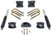 """2004-2020 Nissan Titan 2WD 4"""" Rear Lift Kit W/ Bilstein Shocks - MaxTrac 905340B"""