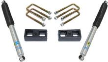 """2007-2022 Toyota Tundra 2WD 2"""" Rear Lift Kit W/ Bilstein Shocks - MaxTrac 906720B"""