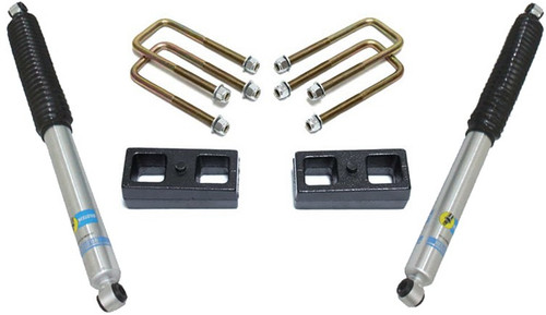 "2005-2020 Toyota Tacoma 2WD (6 Lug) 2"" Rear Lift Kit W/ Bilstein Shocks - MaxTrac 906820B"