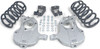 """2015-2020 Chevy Tahoe 2wd (With Autoride) 2/4"""" Lowering Kit - MaxTrac KS331624A"""